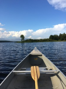 Perfect Lakes for Canoe Trips