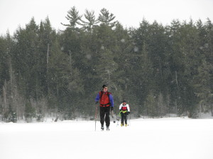 Phelps WI Cross Country Skiing