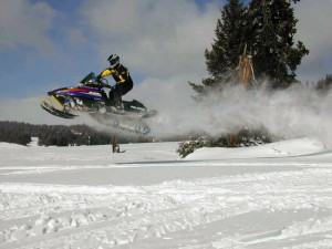 Northern Wisconsin Snowmobiling