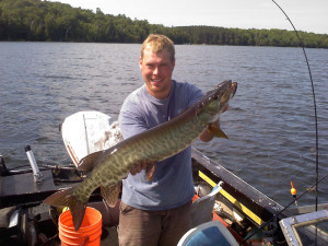 Discover Huge Muskies in Phelps!