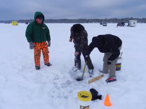 Northwoods Ice Fishing