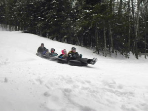 Sledding Hills in Northern Wisconsin