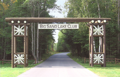 Big Sand Lake Club