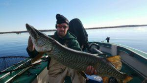 Midwest Musky Classic fishing tournament winner