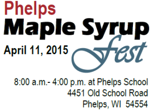 Phelps WI Event