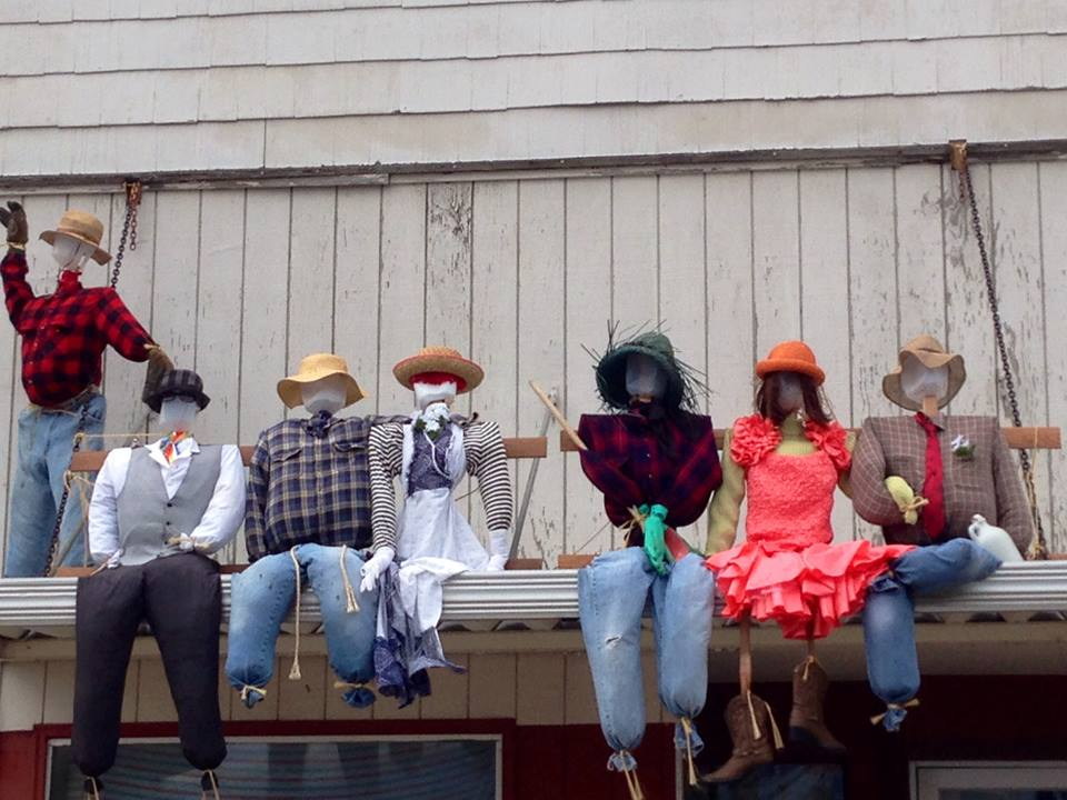 Scarecrows, Pumpkins & Hay Rides – Fall Fun in Phelps at the 5th Annual Scarecrow Fest!