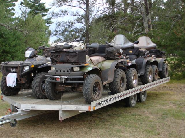 Landover ATV Club Hosts Inaugural ATV Ride in Phelps
