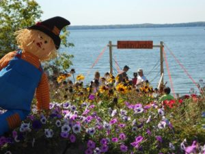 Scarecrow Fest in Phelps WI