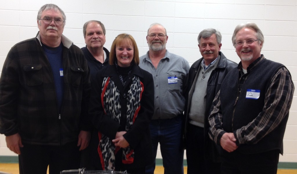 Town Board Candidates Share Their Excitement for Phelps!