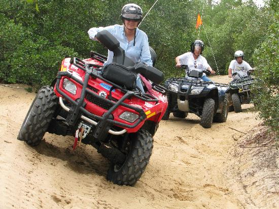 Vilas County ATV Trails and Routes Open