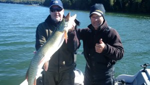 2015 Musky Classic Results