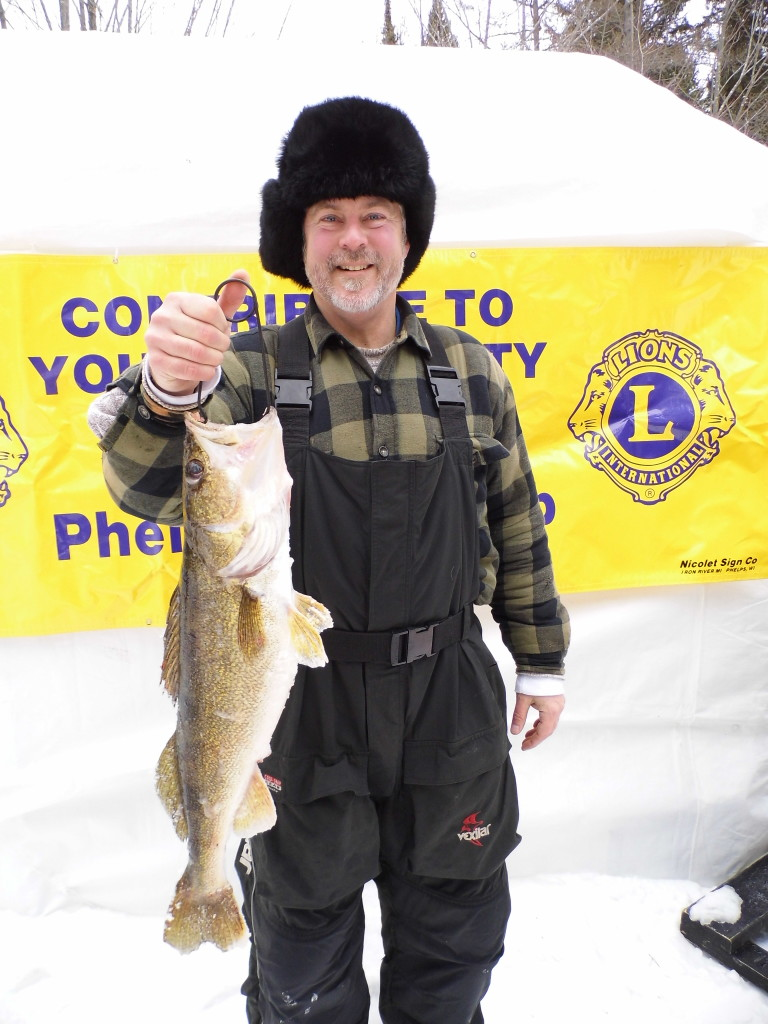 Register Today for the 30th Annual Great Northern Ice Fishing Tournament!