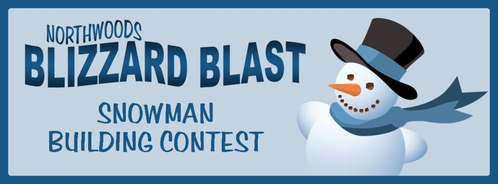 Snowman Contest with Cash Prizes!