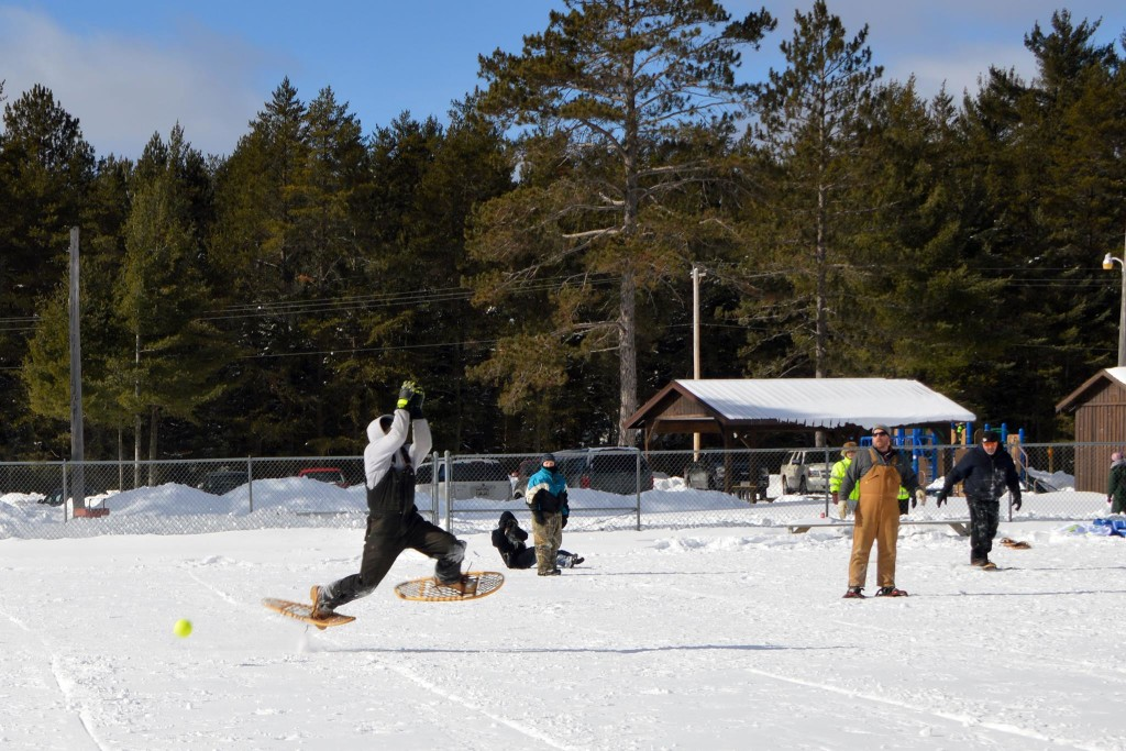 Tons of Winter Fun had at Northwoods Blizzard Blast