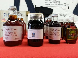 Over 50 Vendors at Phelps Maple Syrup Fest!
