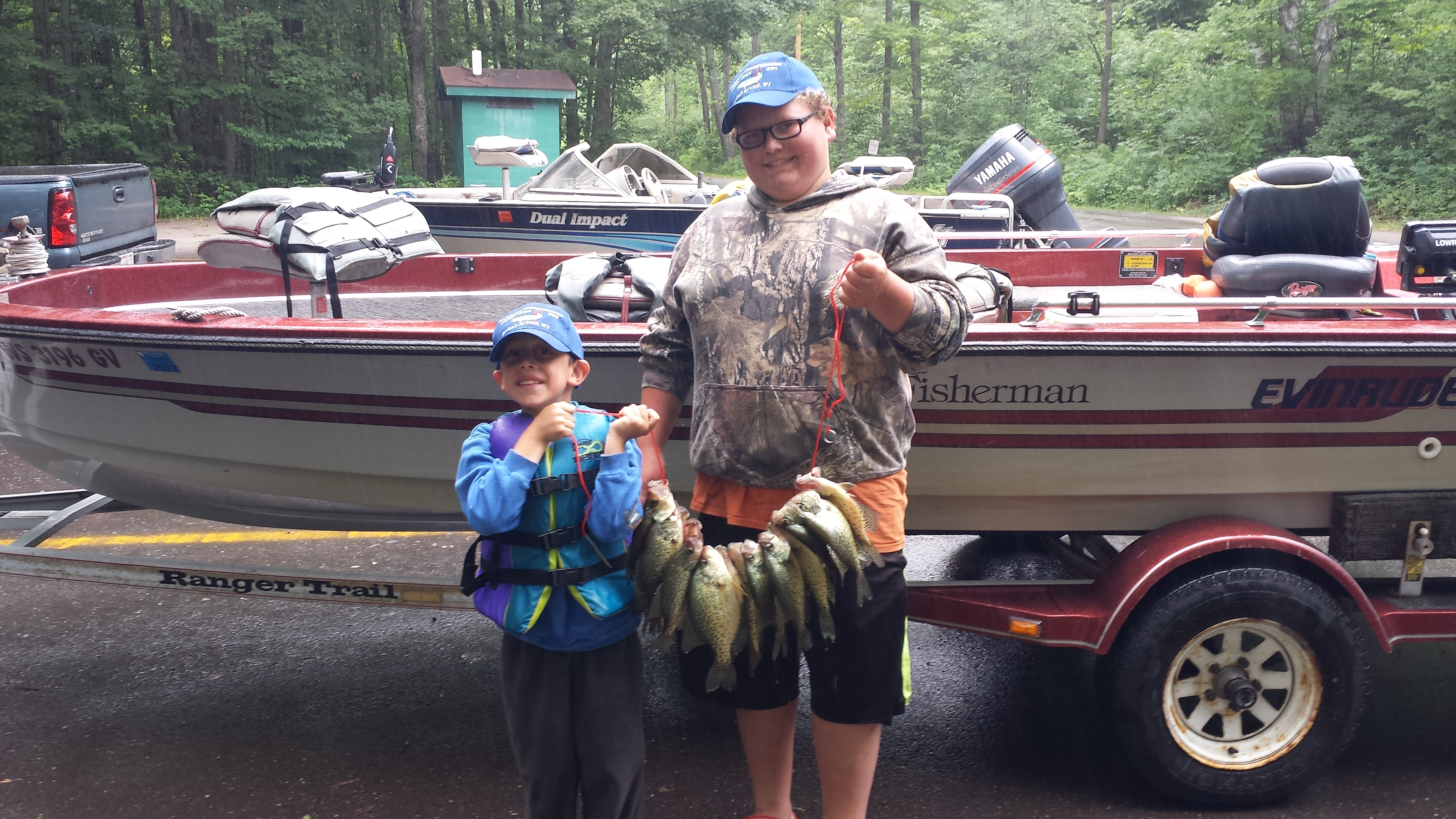 Fishing basics vilas county wi fishing report for Vilas county fishing report