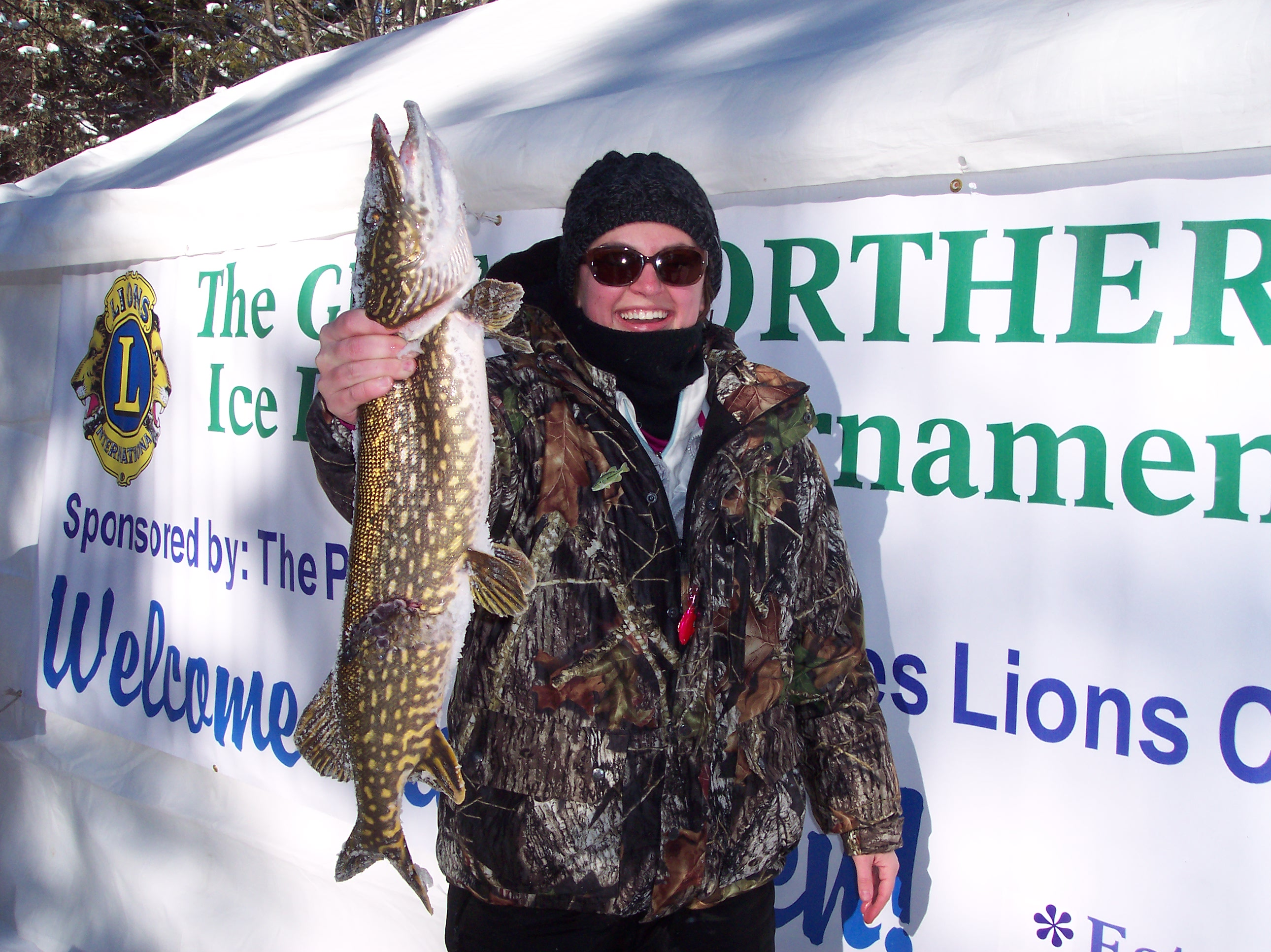 Ice fishing tournament saturday january 28th register for Wisconsin fishing tournaments