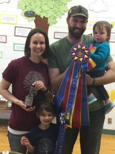 Maple Syrup Contest Winners