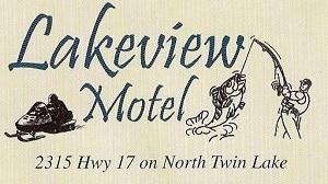 Lakeview Motel Logo