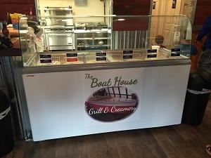 Boathouse Grill & Creamery Conover