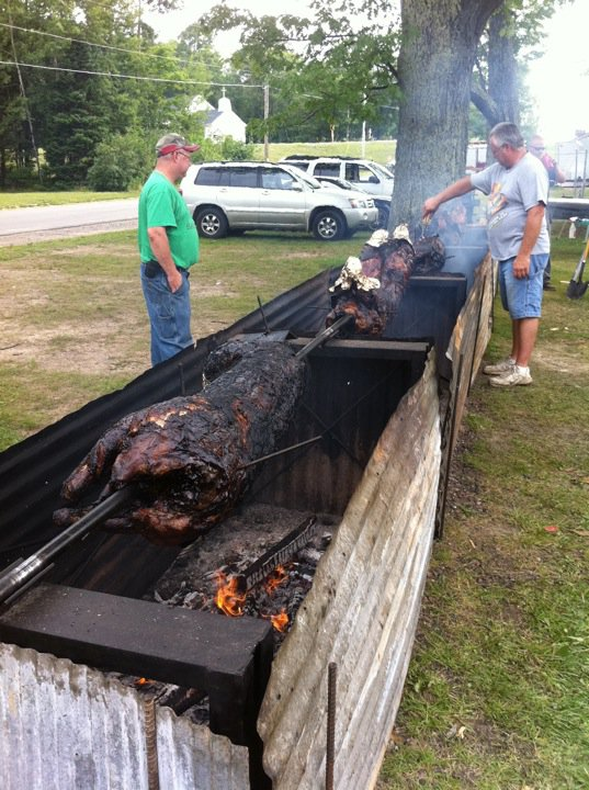 61st Annual Pig Roast and Fireman's Picnic