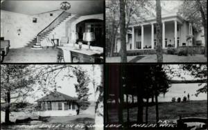 Fort Eagle postcard