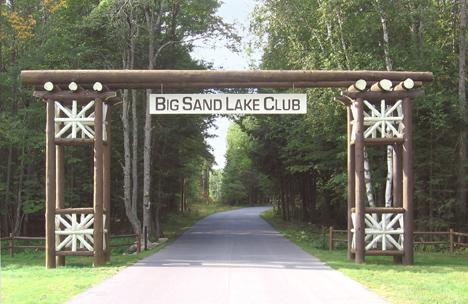 Big Sand Lake Club