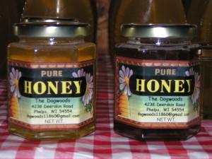 dogwoods honey