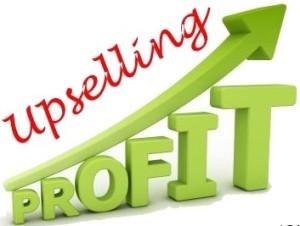 upselling profit