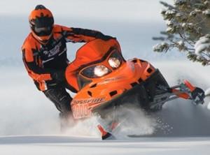 Snowmobile repair and rental