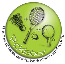 pickleball is