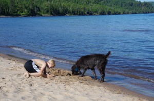Lake Memories in Phelps, Wisconsin