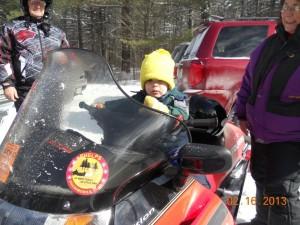 Phelps Snowmobile Club Event