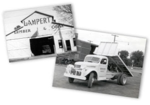 Lampert Lumber - 125 year!