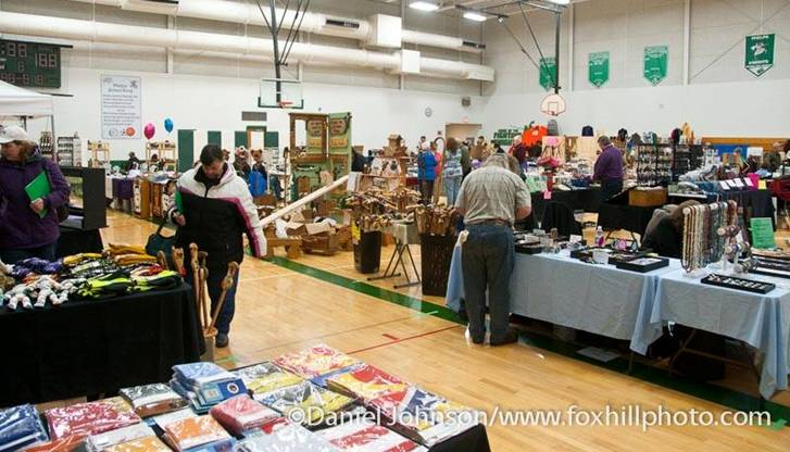 Maple Syrup Fest Craft Fair in Vilas County