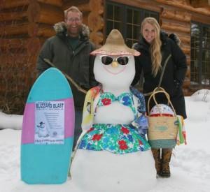 snowman winner