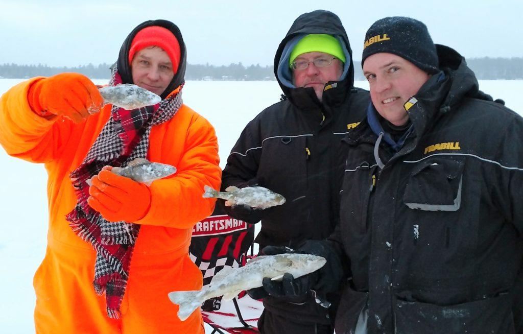 Ice Fishing Fun