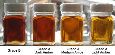 syrup colors