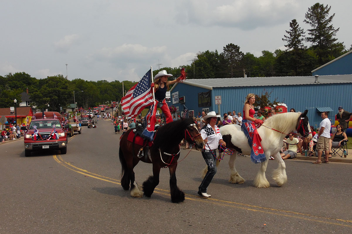 Phelps 4th of July Parade Theme for 2017