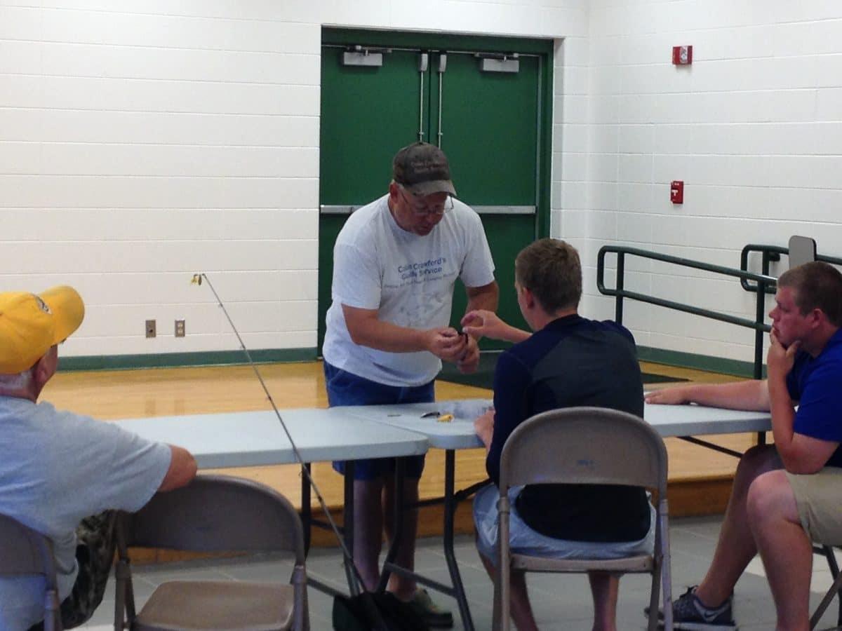 Free Fishing Seminars in Phelps
