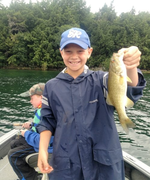 Phelps Area Fishing