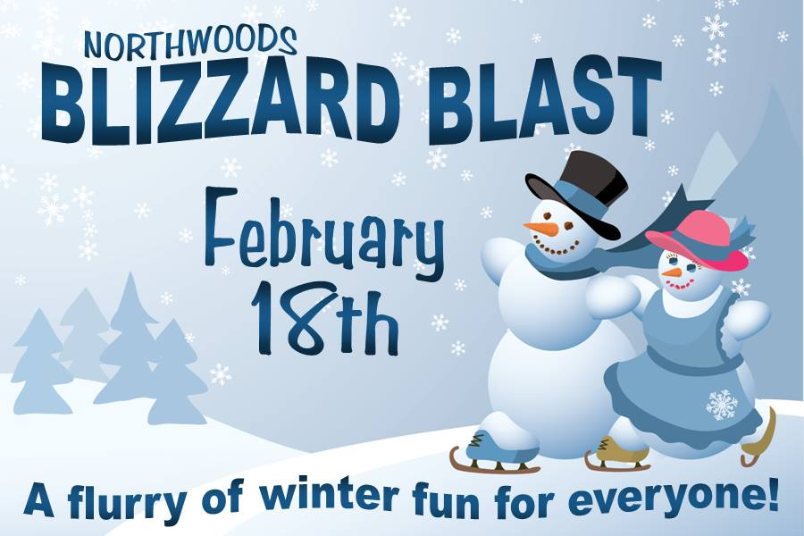 Northwoods Blizzard Blast