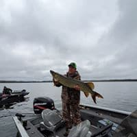 39th Annual Midwest Musky Classic Results