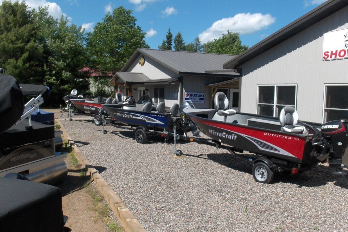 Great Seasonal Boat Deals at Northern Edge Sport & Marine!