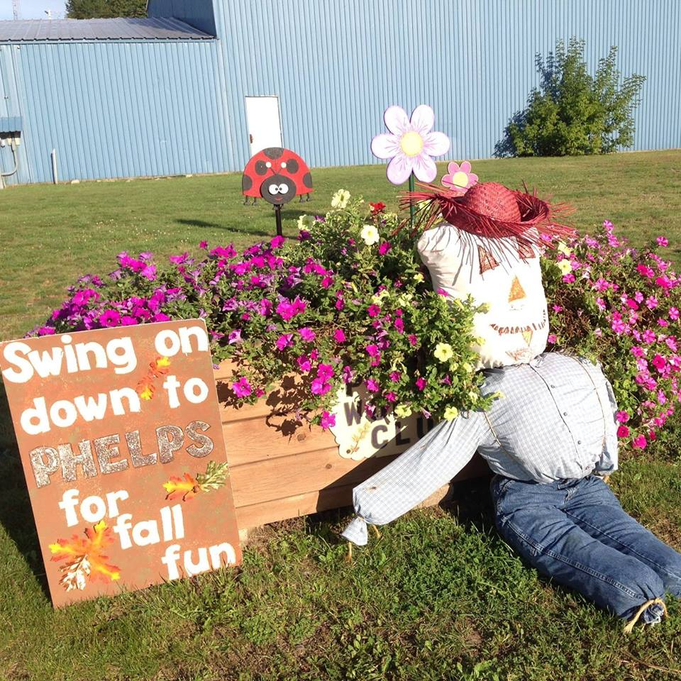 Scarecrow Fest This Saturday in Phelps