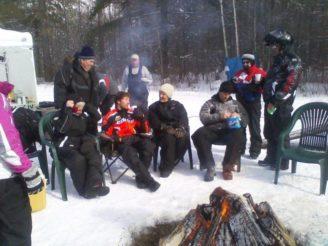 Snowmobile Club Fundraiser